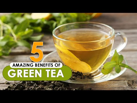 Green Tea Health Benefits | Healthfolks