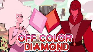 Pink Diamond Was Supposed to Be RED DIAMOND? [Steven Universe: Wanted Theory] Crystal Clear