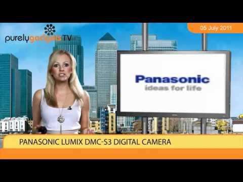 Panasonic Lumix DMC-S3 Digital Camera