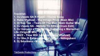 2016 Deep Spring Sessions - DJ Zeedo SA