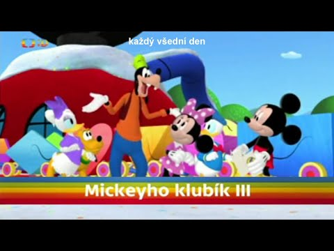 Mickeyho klubík III.   Déčko   březen 2015 (česky)