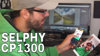 Canon SELPHY CP1300: Test, meine Meinung und warum ich so ein Ding mit auf Reisen nehme