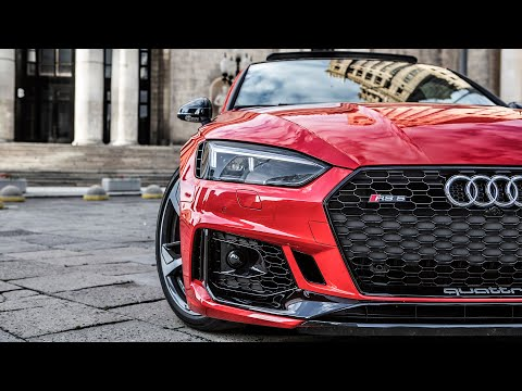 FINALLY! The 2018 AUDI RS5 (450hp/600Nm,BiTurbo) - TOOK OVER INSTAGRAM FOR A FEW DAYS