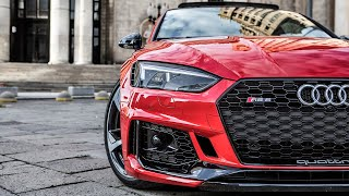 Download Youtube: FINALLY! The 2018 AUDI RS5 (450hp/600Nm,BiTurbo) - TOOK OVER INSTAGRAM FOR A FEW DAYS