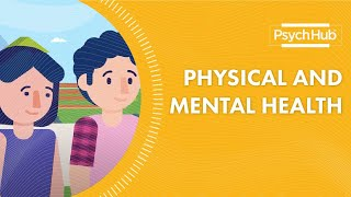 The Connection Between Mental & Physical Health