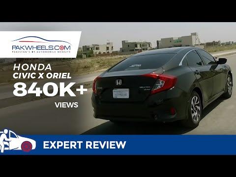 Honda Civic X | Expert Review