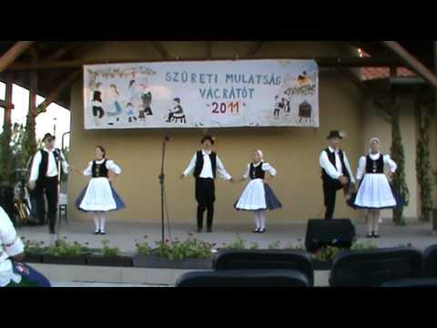 Vácrátóti Létrafok Együttes táncol videó megtekintése