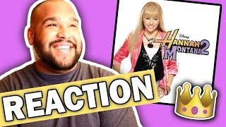 Hannah Montana - Nobody's Perfect [REACTION]