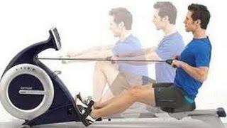 10 Benefits of Rowing Machines