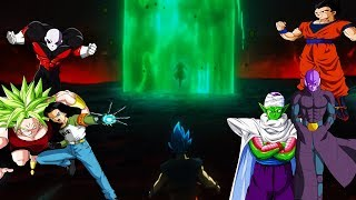 Who Do You Want to See in Dragon Ball Super Movie