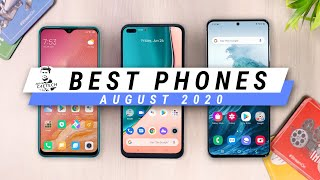 Best Phones to Buy at Every Price Point (August 2020)