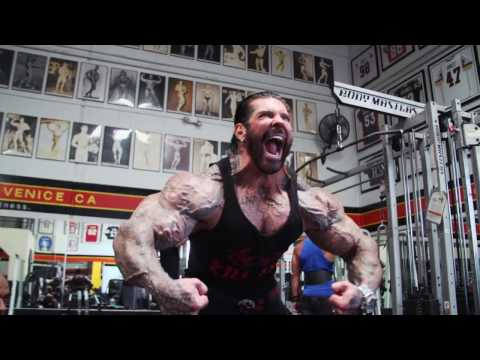 Commercial for Generation Iron 2 (2017) (Television Commercial)