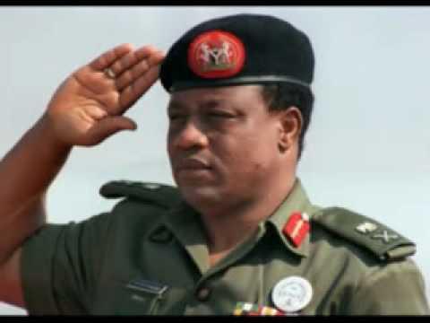 BABANGIDA NA WAH! - Osayomore Joseph (Spread this! Babangida is Evil!)
