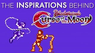 Explained: Castlevania vs Curse of the Moon | Gettin