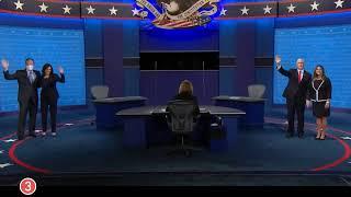 WATCH | 2020 United States Vice Presidential Debate
