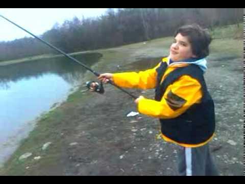 Gioco video soltanto da pesca