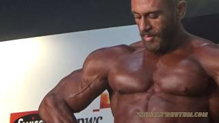 Arnold Classic Asia 2016 (Amateur Bodybuilding Video)