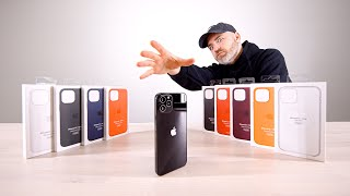 iPhone 12 Unboxing All The Cases!