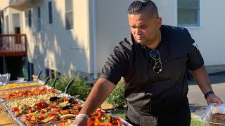 LIVE WEDDING CATERING !!!