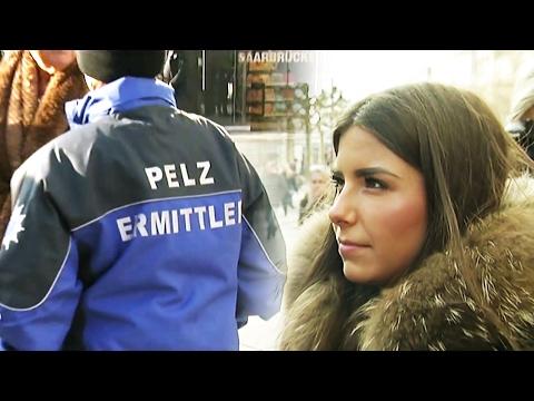 Frankfurt: Auf Streife mit der Pelz-Polizei