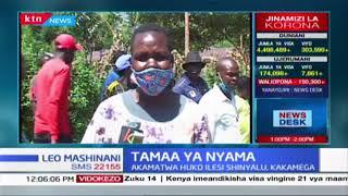 Mwanaume amchinja ng\'ombe wa jirani ili ale nyama kisiri nyumbani kwake