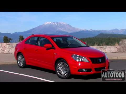 2010 Suzuki Kizashi Car Review