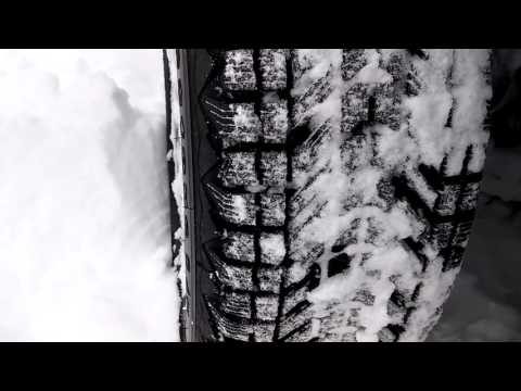 Firestone WinterForce tire review