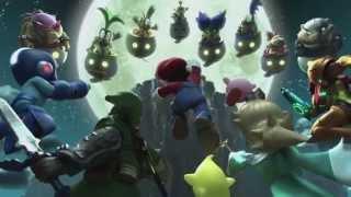 Super Smash Bros Complete All Mini Movies in FULL HD