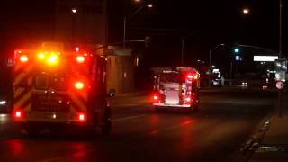 preview picture of video 'City of Yuma Ambulance & Fire Department Respond to Call, 300 S. 4th Avenue, Yuma, Arizona'
