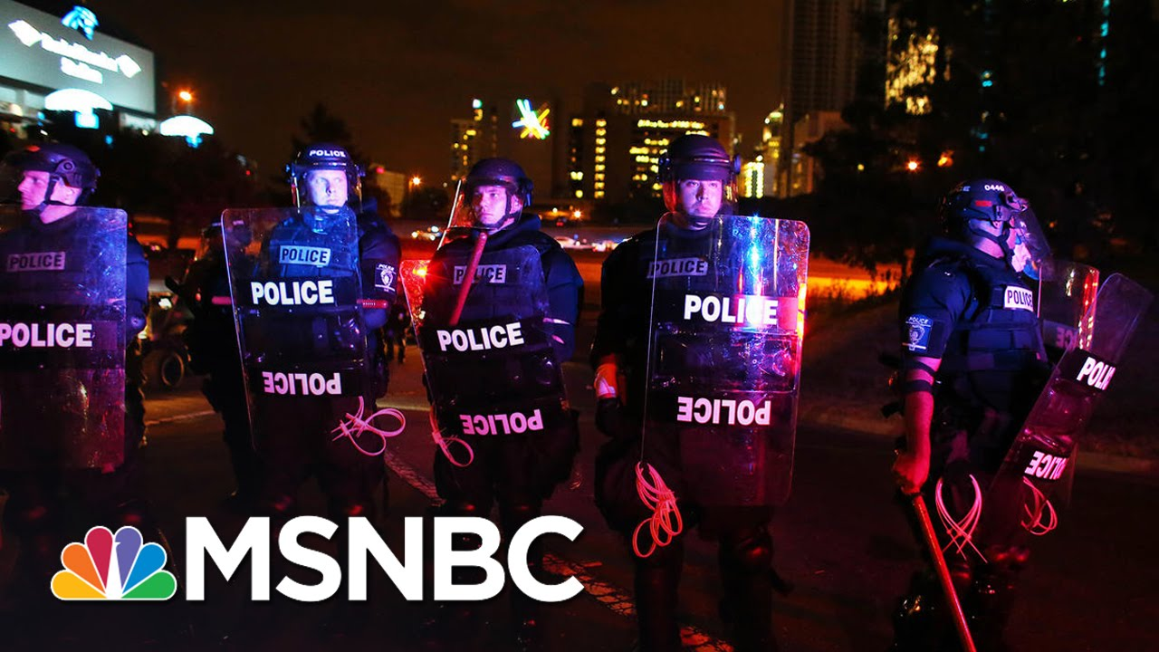 New Questions Raised By Keith Lamont Scott Shooting Video | MSNBC thumbnail