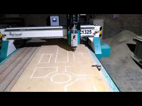 1325 Bronze Series BS CNC  Machine