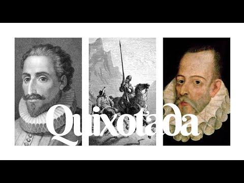 Dom Quixote, de Miguel de Cervantes - Parte Dois