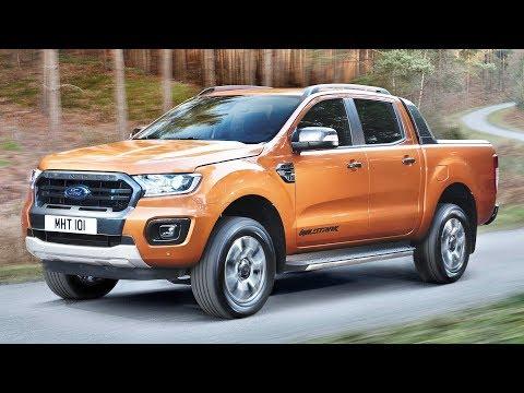 Ford  Ranger Пикап класса J - рекламное видео 1