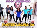 Bollywood Dance Fitness On Poster Lagwa Do | Luka