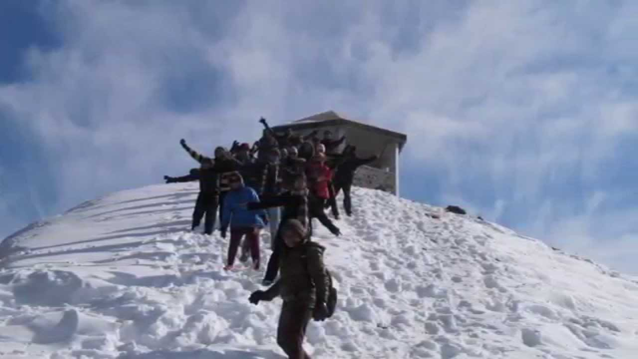Dalhousie Winter Trekking Expedition Video
