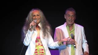 Maria Bethânia e Chico Buarque - Olhos nos Olhos - Show de Verão da Mangueira - 27/01/2016 (By Alan)
