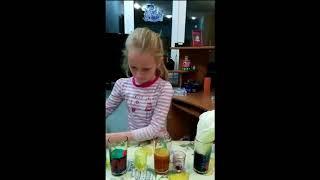 Разноцветная капуста