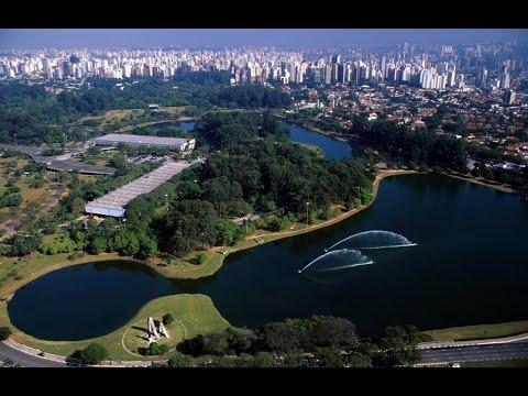 Сан-Паулу/São Paulo/Бразилия/Красивые города, красивая музыка