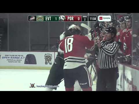 Tyson Kozak vs. Alex Swetlikoff