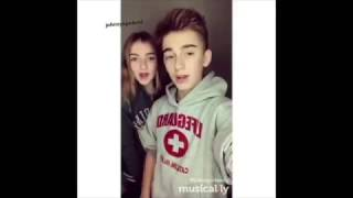 Johnny Orlando and Lauren Orlando - Musically Compilation ( sibling goals)