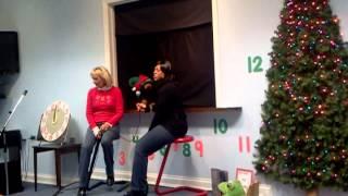 Christmas Song for Kids - Christmas on My Radio
