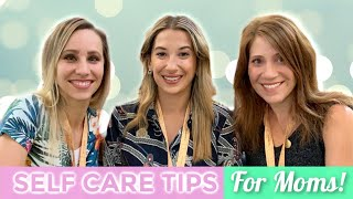 Holistic Health Talk with Plant-Based Mom Camber Simson | Mom Self Care Tips