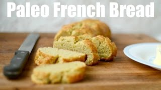 Paleo French Bread