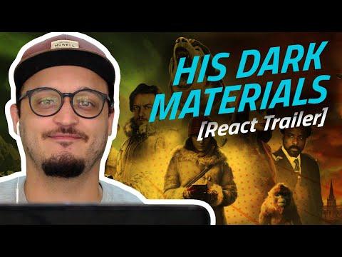 REAGINDO ao trailer da 2ª temporada de HIS DARK MATERIALS
