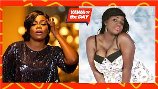 Yawa Of The Day: Tracey Boakye And Mzbel F!ght!ng Over Sponsor