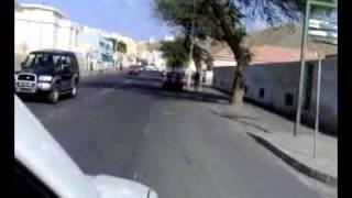 preview picture of video 'Rua de Escola Técnica Mindelo'