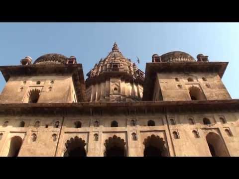 Орчха - маленький городок в штате Мадхья