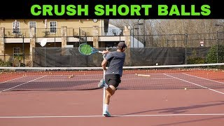 To ABSOLUTELY DESTROY Any Short Ball, Do This