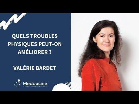 Quels troubles physiques peut-on améliorer ? Valérie Bardet