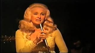 Tammy Wynette sings YOU AND ME on NASHVILLE 99 TV show(1977)